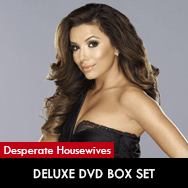 Desperate Housewives Complete Deluxe DVD Collection + Seasons 7 and 8 photos