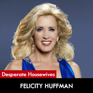Desperate Housewives, Felicity Huffman as Lynette Scavo