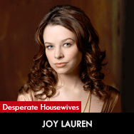 Desperate Housewives, Joy Lauren as Danielle Van De Kamp