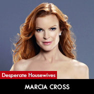 Desperate Housewives, Marcia Cross as Bree Van De Kamp