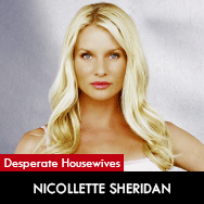 Desperate Housewives, Nicollette Sheridan as Edie Britt