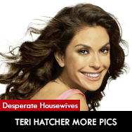 Desperate Housewives Teri Hatcher More pictures