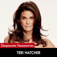 Desperate Housewives, Teri Hatcher as Susan Mayer