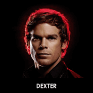 Dexter, there will be (fake) blood !