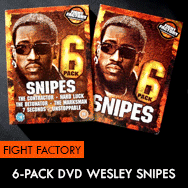 Wesley Snipes 6 Pack Movies DVD Fight Factory