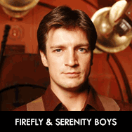 Firefly & Serenity Nathan Fillion Adam Baldwin Alan Tudyk Sean Maher Ron Glass