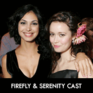 Firefly & Serenity, Summer Glau Nathan Fillion Morena Baccarin