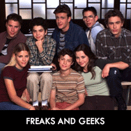 Freaks and Geeks DVD Region 1 NTSC