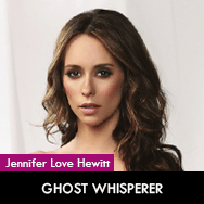 Ghost Whisperer Complete DVD series, Jennifer Love Hewitt
