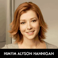 How I Met Your Mother, Alyson Hannigan as Lily Aldrin