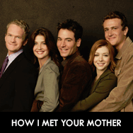 How I Met Your Mother cast photos