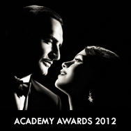 Jean Dujardin The Artist Academy Awards 2012