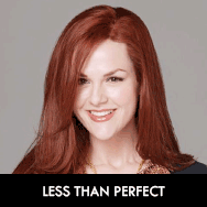 Less Than Perfect Sara Rue TV Show