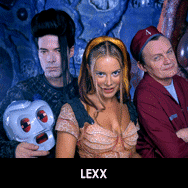 Lexx TV Series Cast Xenia Seeberg Eva Habermann