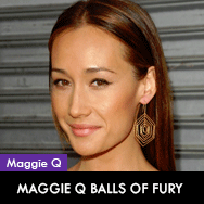 Maggie Q Balls of Fury Live Free or Die Hard