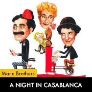 Marx Brothers, A Night in Casablanca