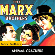 Marx Brothers, Animal Crackers