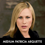 Medium DVD Complete Series, Patricia Arquette Allison Dubois