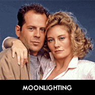 Moonlighting Complete Series on DVD – Cybill Shepherd Bruce Willis
