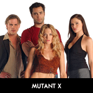 Mutant X Complete DVD Series UK Release