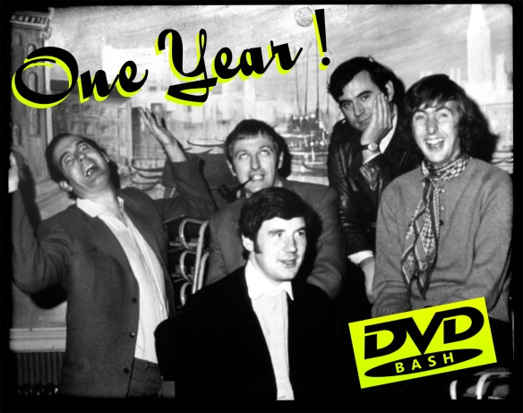 Dvdbash.Wordpress One-Year Anniversary ft. The Monty Python
