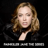 Painkiller Jane TV show Complete DVD series, Kristanna Loken