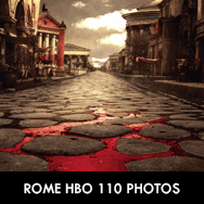 Rome HBO Complete DVD Series