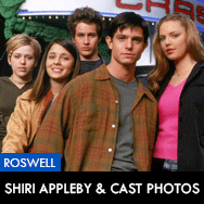 Roswell, Shiri Appleby and Cast photos