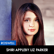 Roswell, Shiri Appleby as Liz Parker