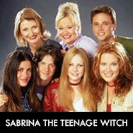 Sabrina the Teenage Witch Complete DVD Box Set Melissa Joan Hart