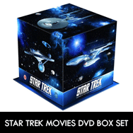 Star Trek Movies 1-10 DVD UK Box Set Pictures