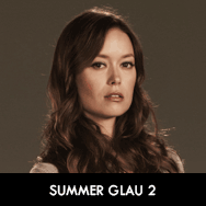 Summer Glau as Orwell Jamie Fleming, The Cape set 2