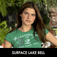 Surface TV show Complete DVD series, Lake Bell