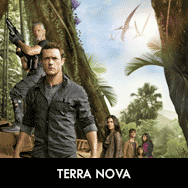 Steven Spielberg's Terra Nova Complete TV Series on DVD