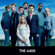 4400 Complete DVD Series