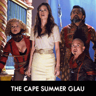 The Cape Summer Glau Complete DVD series