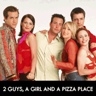 Two Guys, a Girl and a Pizza Place (finally) on DVD