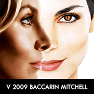 V Series Elizabeth Mitchell and Morena Baccarin