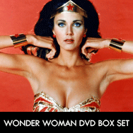 Wonder Woman (Lynda Carter) Complete Series DVD Box Set UK Pictures