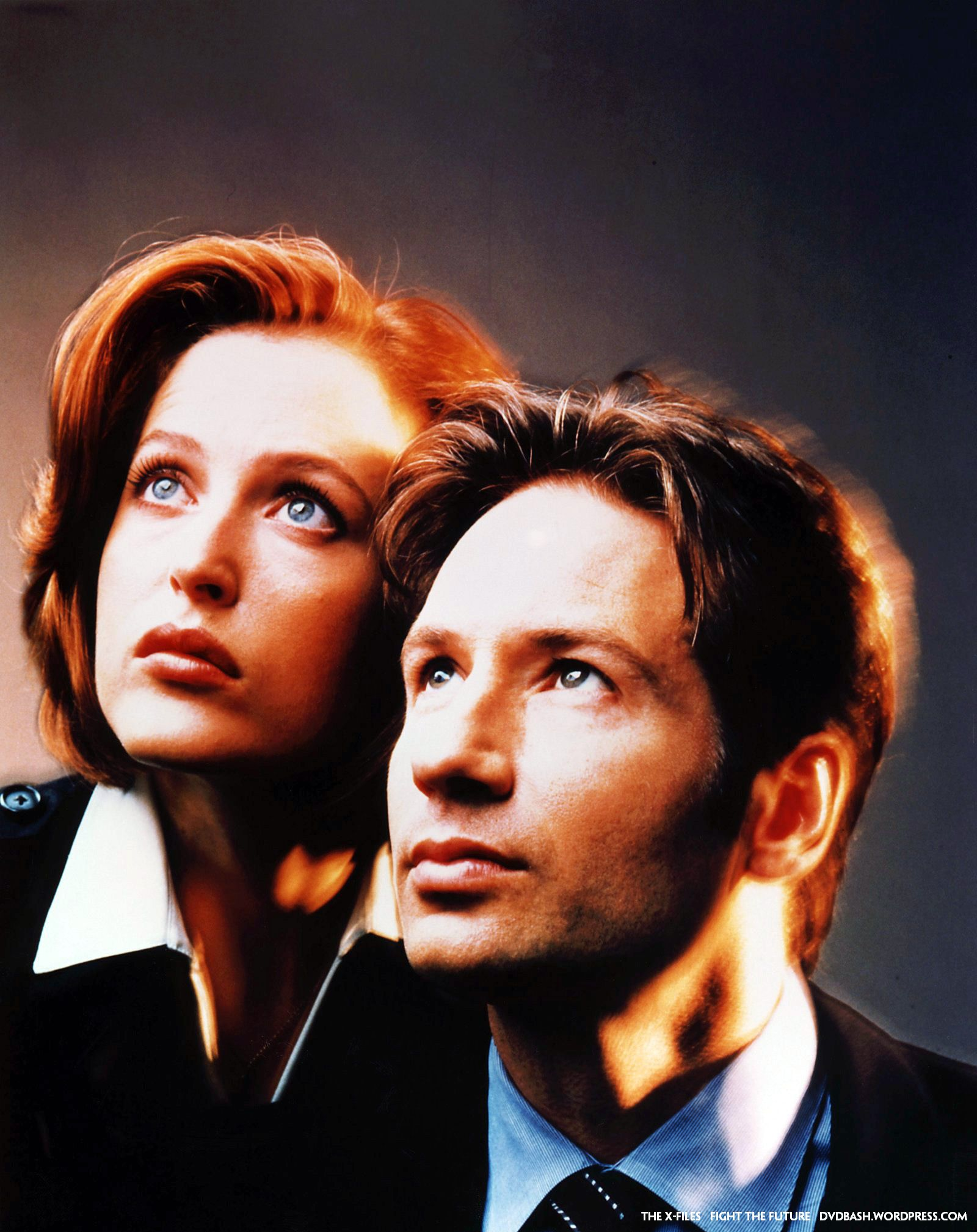 The X Files Movie Fight The Future 1998 Dvdbash