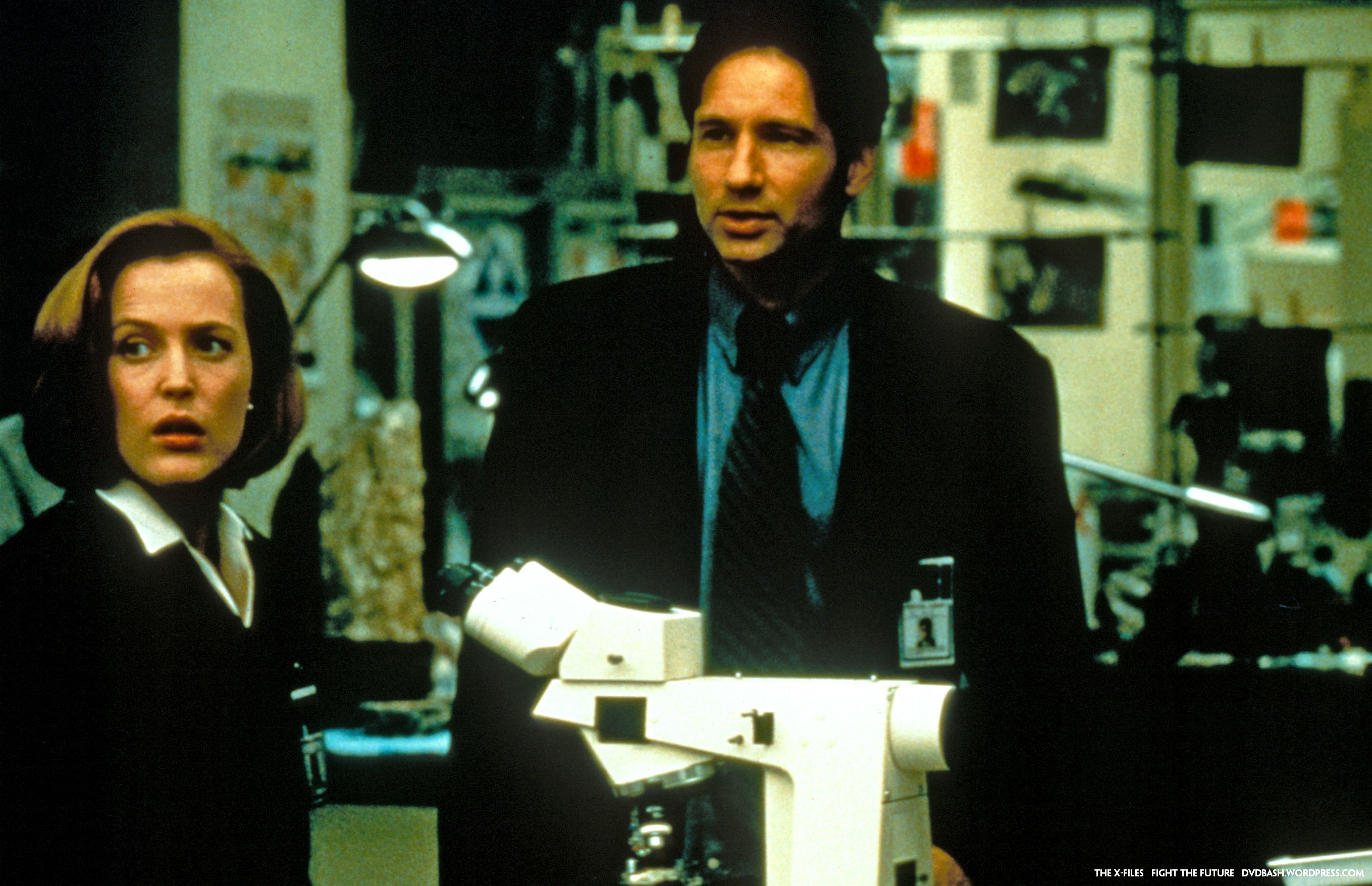 The X-Files Movie Figh...