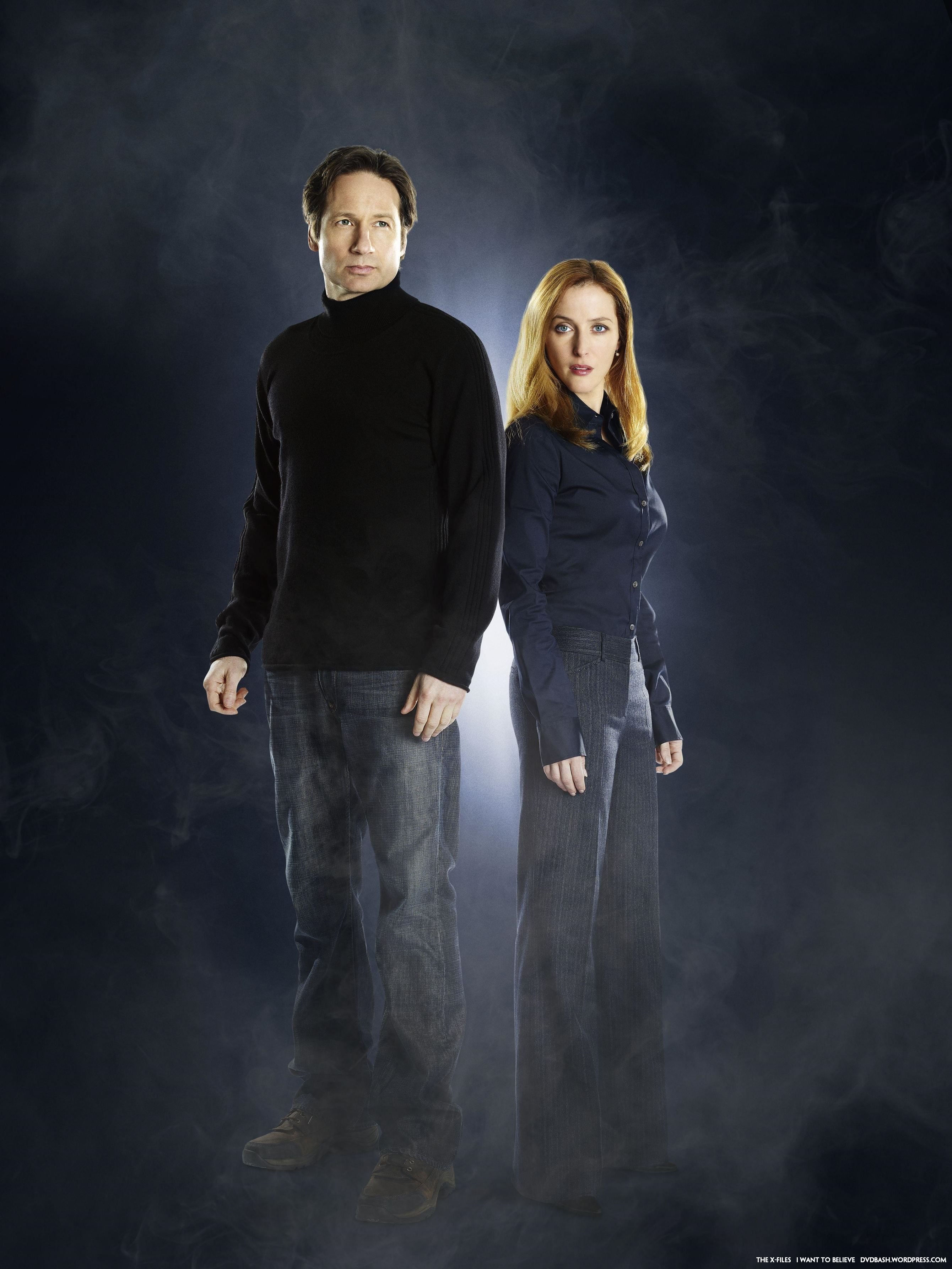 X Files I Want To Believe David Duchovny Gillian Anderson Mulder