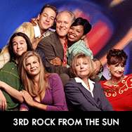 3rd Rock from the Sun Complete TV Series on DVD