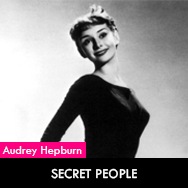 Audrey Hepburn, Secret People (1952) starring Valentina Cortese