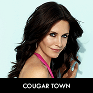 Cougar Town TV Series Courteney Cox