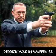 Derrick's Horst Tappert was in the Waffen SS
