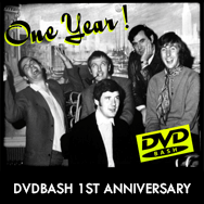 DVDBASH First Year Anniversary