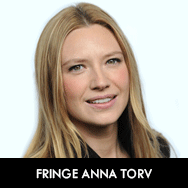 Fringe TV Series starring Anna Torv