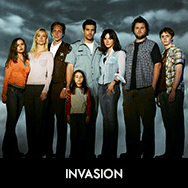 Invasion Complete Series UK DVD + Promo pictures