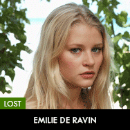 Lost, Emilie de Ravin as Claire Littleton